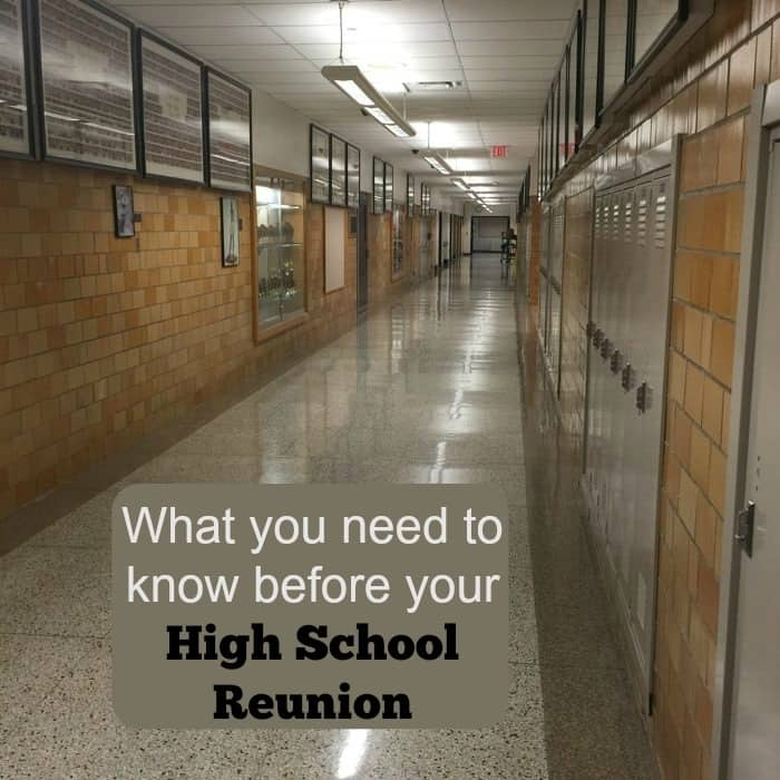 What you need to know before your high school reunion 2