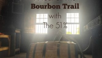 A Tour of The Bourbon Trail with The 51