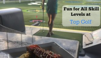 Fun for All Skill Levels at Top Golf