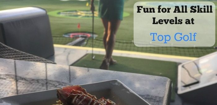 Fun for All Skill Levels at Topgolf