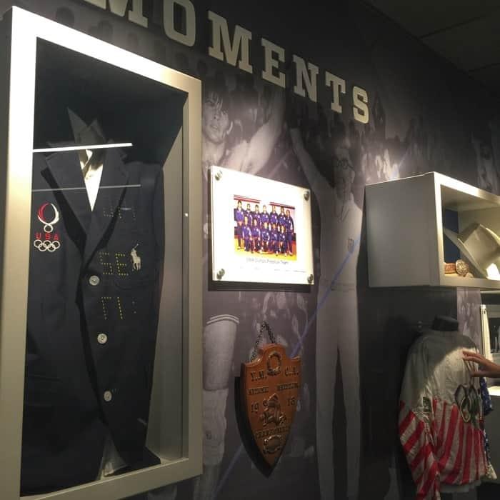 National Wrestling Hall of Fame 23