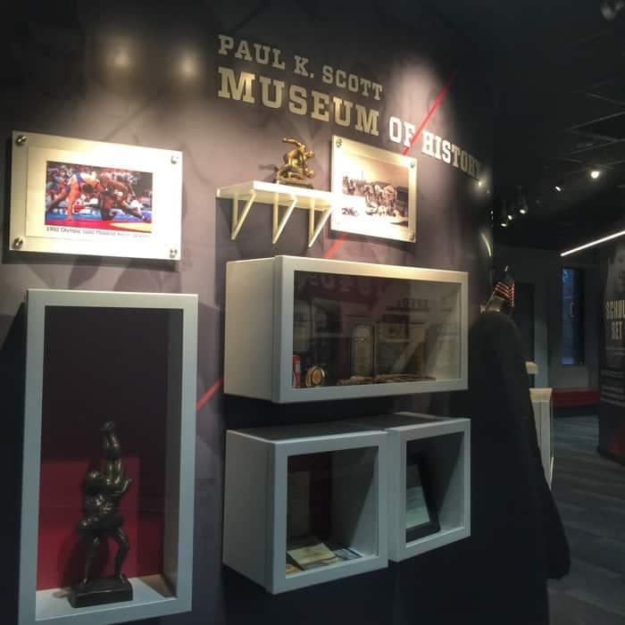 National Wrestling Hall of Fame 29