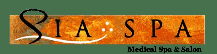 SIA Logo with Medical Spa & Salon