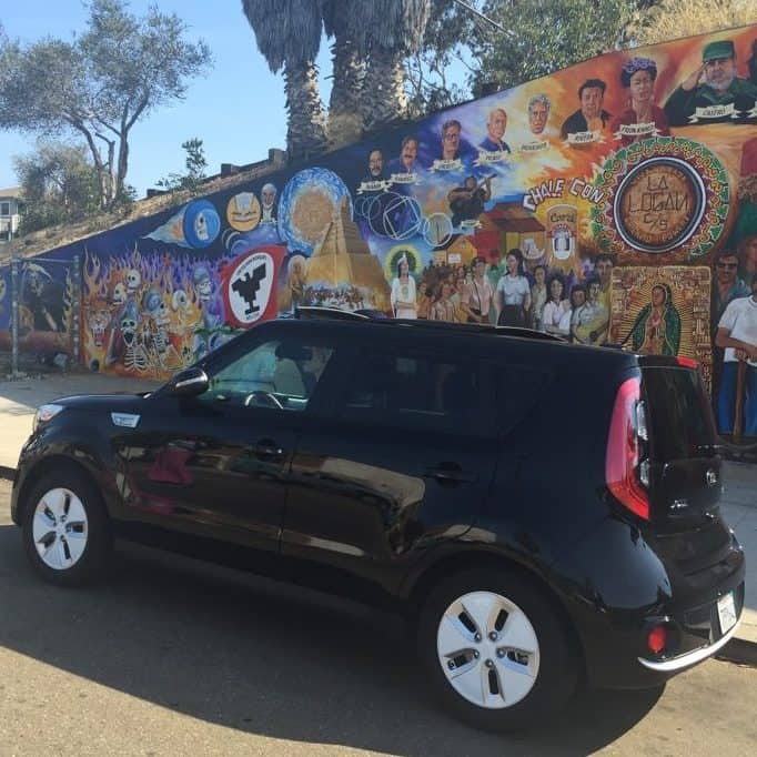 Streetart and the Kia SOUL
