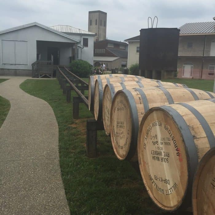 Willett Distillery 8