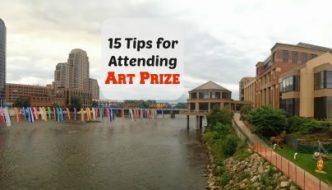 15 Tips for Attending Art Prize