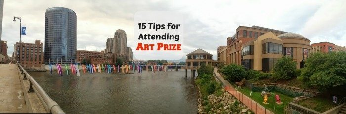 15 Tips for Attending Art Prize
