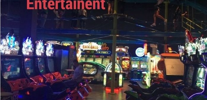 5 Things We LOVED About Main Event Entertainment