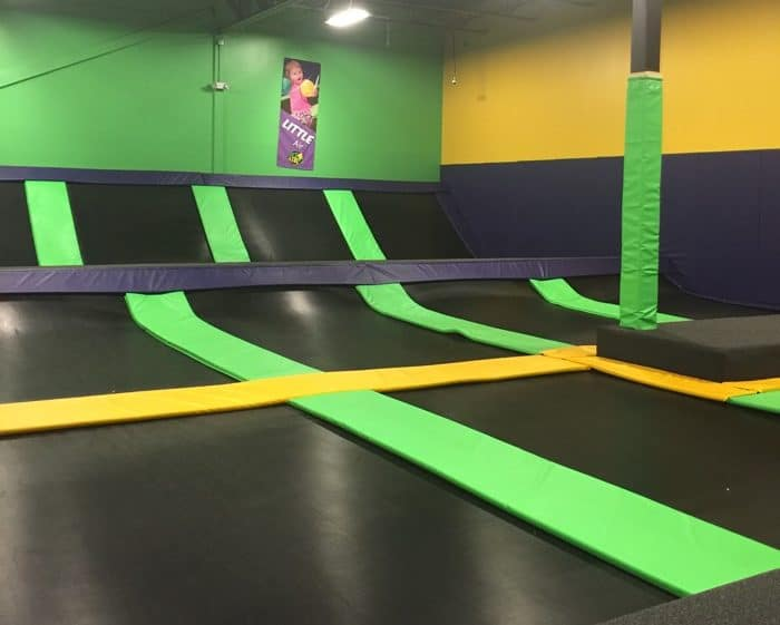 A Fun Way To Get Exercise At Get Air Trampoline Park