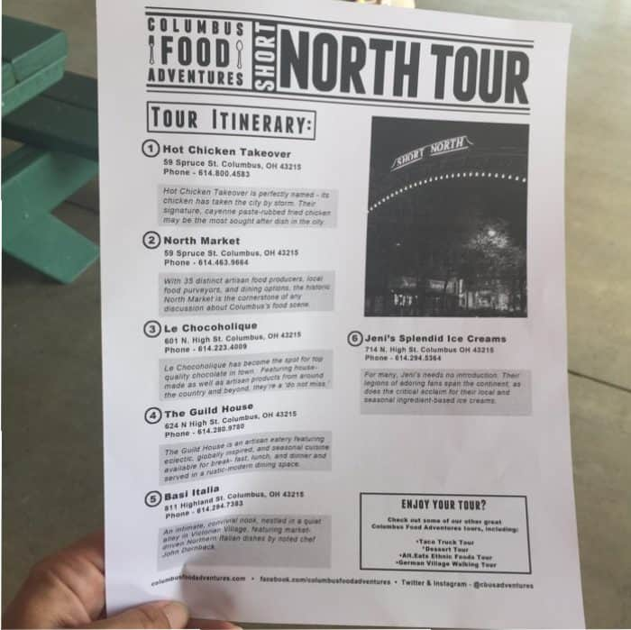 short-north-tour