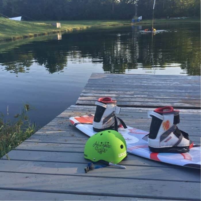 Cable Wakeboarding Adventure at Wake Nation