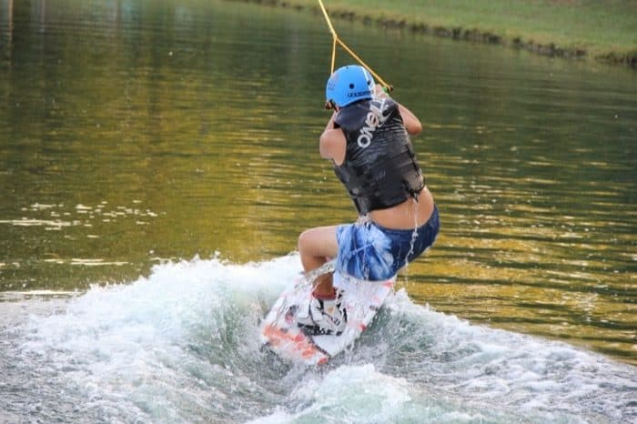 Cable Wakeboarding Adventure at Wake Nation with Sharpie Extreme