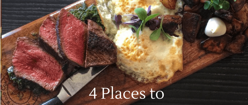 4 Places to Eat at When You Visit Baltimore