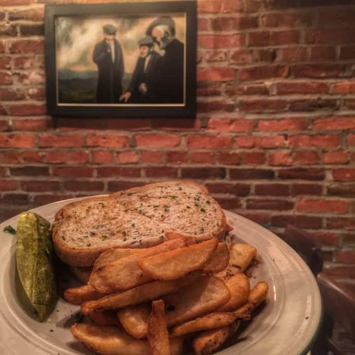Galway Bay Irish Restaurant and Pub Annapolis Maryland