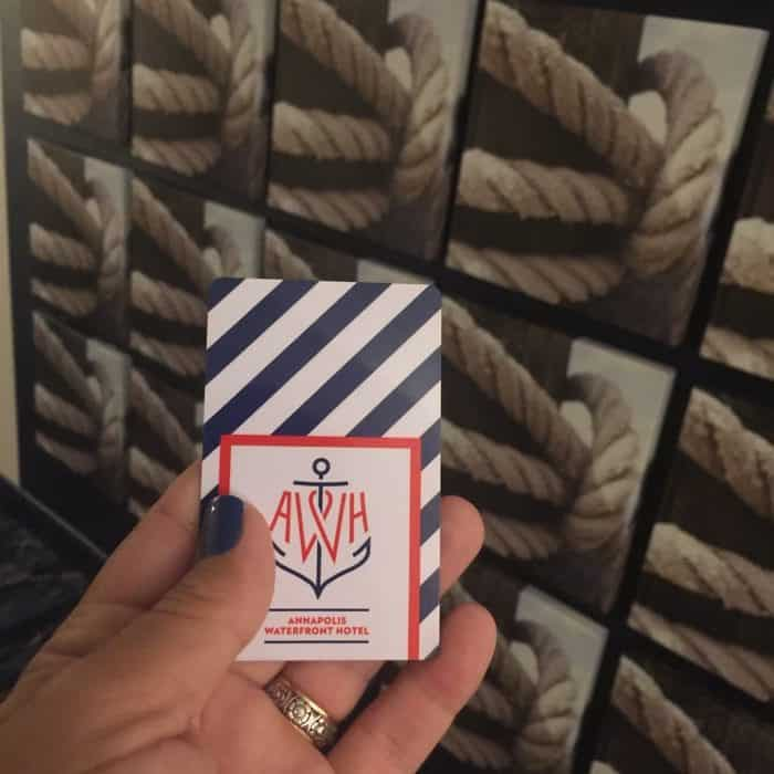 annapolis-waterfront-hotel-keycard