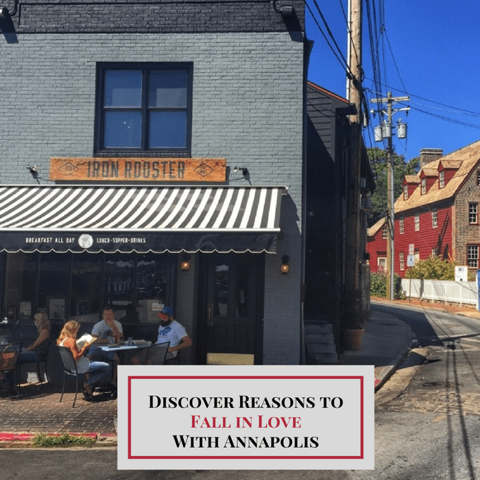 Discover Why You Will Fall in Love With Annapolis