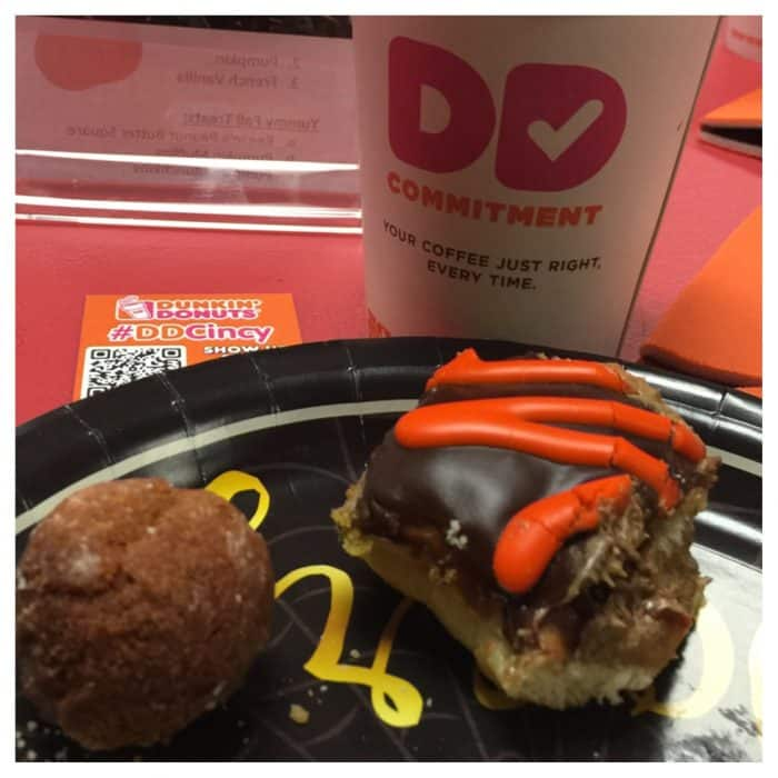 Behind the Scenes Tour of the Dent Schoolhouse - Dunkin' Donuts