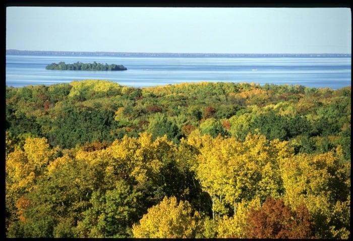 Fall Colors in Minnesota