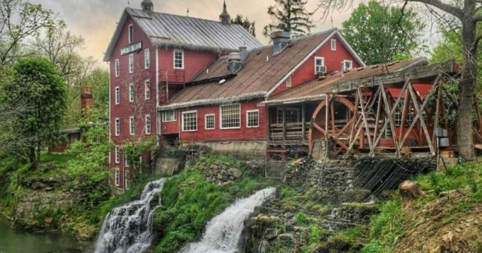 Historic Clifton Mill
