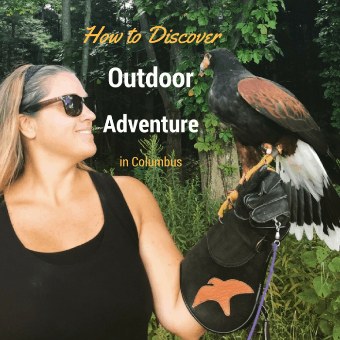 How to Discover Outdoor Adventure in Columbus Ohio