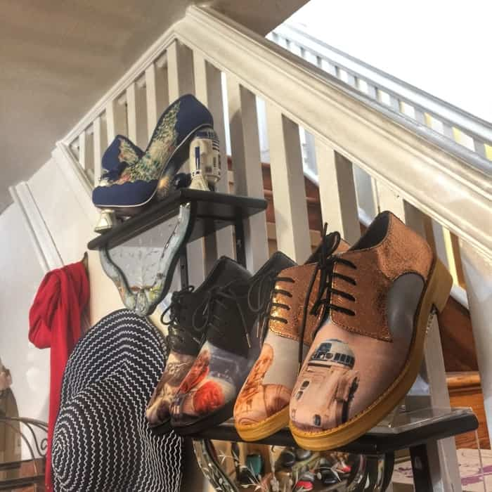 Ma Petite Shoe - Shoes and Chocolate in Baltimore Maryland
