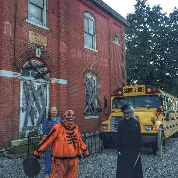 Behind the Scenes Tour of the Dent Schoolhouse