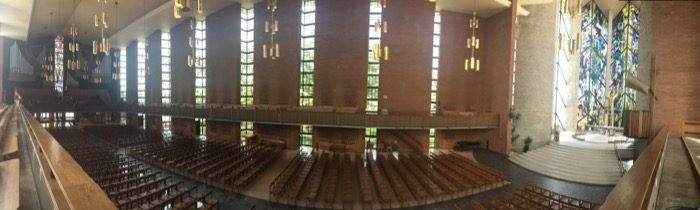 Chapel of the Resurrection valparaiso university