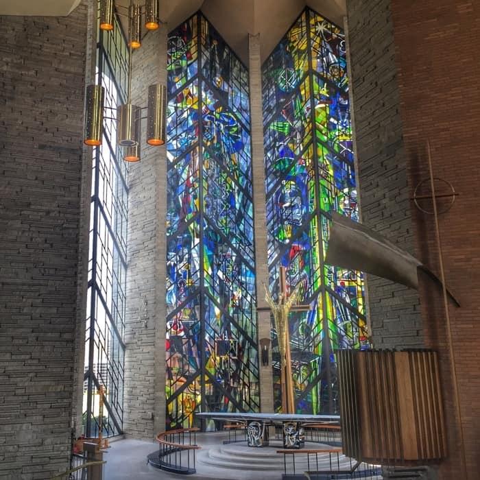 Chapel of the Resurrection valparaiso university