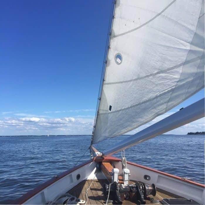 Woodwind schooner Annapolis Maryland