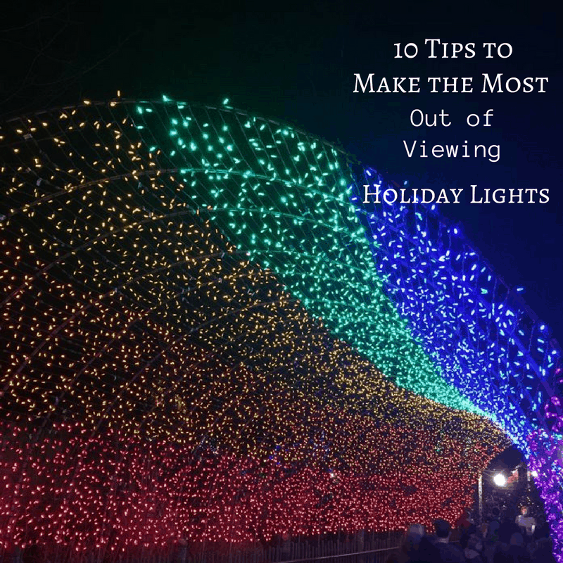 Why Leds Make The Best Christmas Lights: 10 Tips To Make The Most Out Of Viewing Holiday Lights