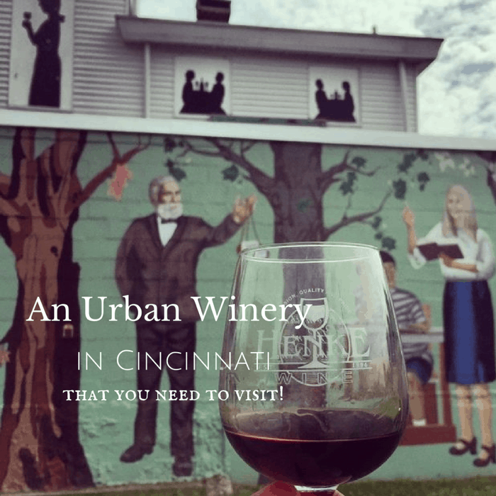 An Urban Winery in Cincinnati that You Need to Visit
