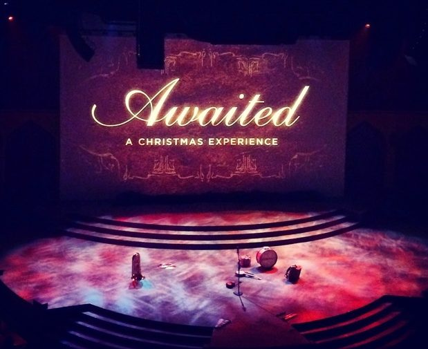 awaited-a-christmas-experience