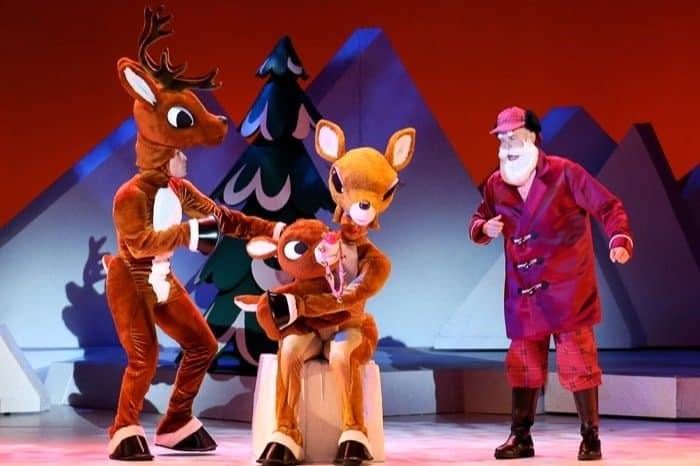RUDOLPH THE RED- NOSED REINDEER: THE MUSICAL