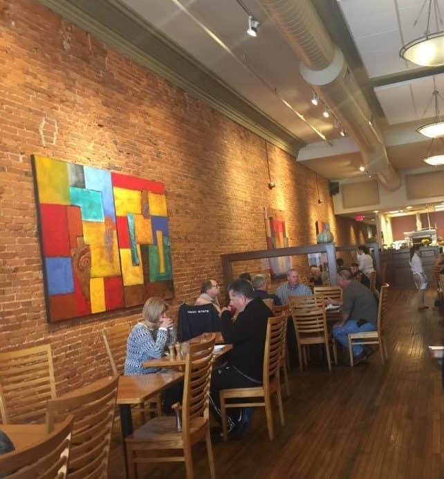 Broken Rocks Cafe & Bakery in Wooster, OH