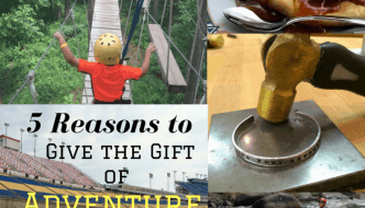 5 Reasons to Give the Gift of Adventure