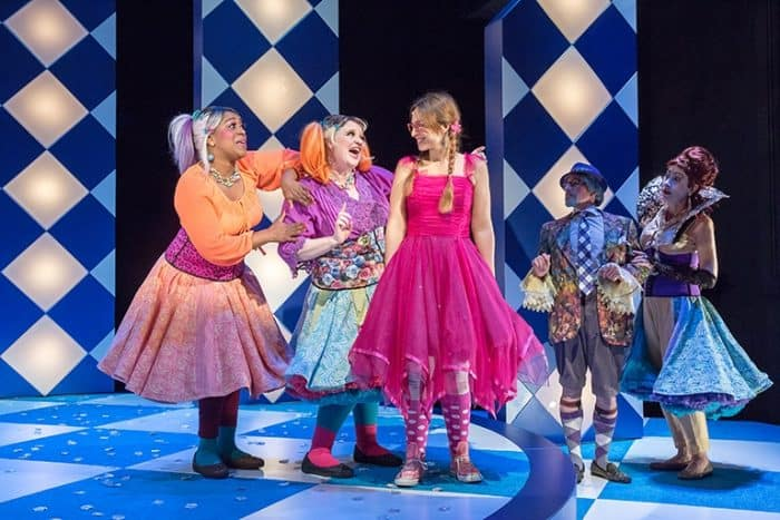 Cinderella: After Ever After at the Ensemble Theatre