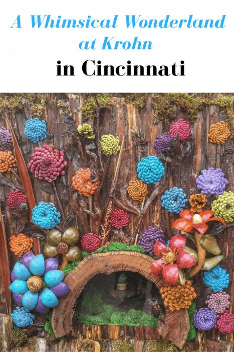 "A Whimsical Wonderland at Krohn"" in Cincinnati"