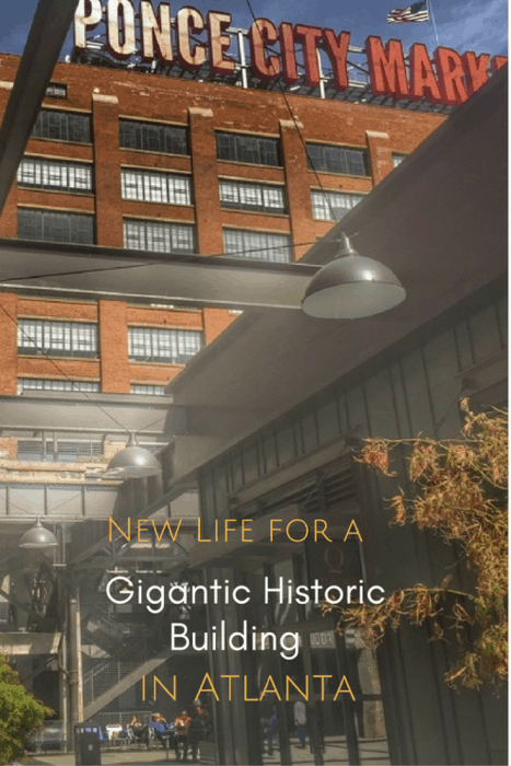 New Life for a Gigantic Historic Building in Atlanta