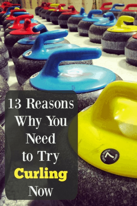 13 Reasons Why You Need to Try Curling Now