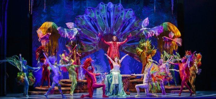 Disney's Little Mermaid on Broadway