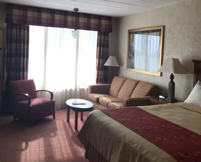room at Seven Springs Mountain Resort