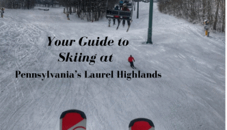 Your Guide to Skiing at Pennsylvania's Laurel Highlands