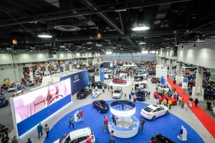 The 2017 Cincinnati Auto Expo