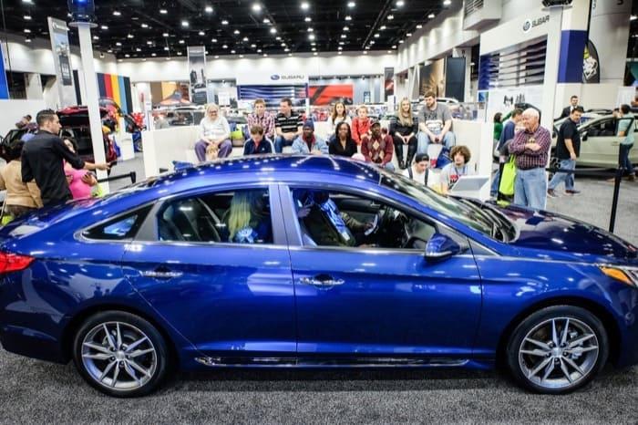 Cincinnati Car Show: The 2017 Cincinnati Auto Expo February 8-12