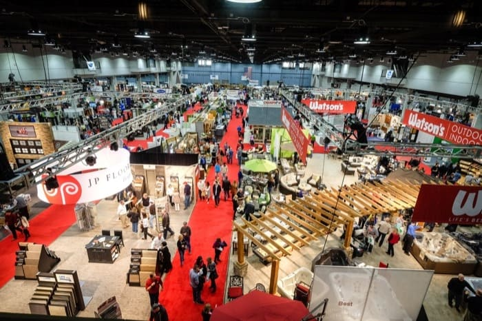 included in show admission the garden market will run in tandem with the cincinnati home garden show the garden market offers a variety of specialty - Home And Garden Home Giveaway