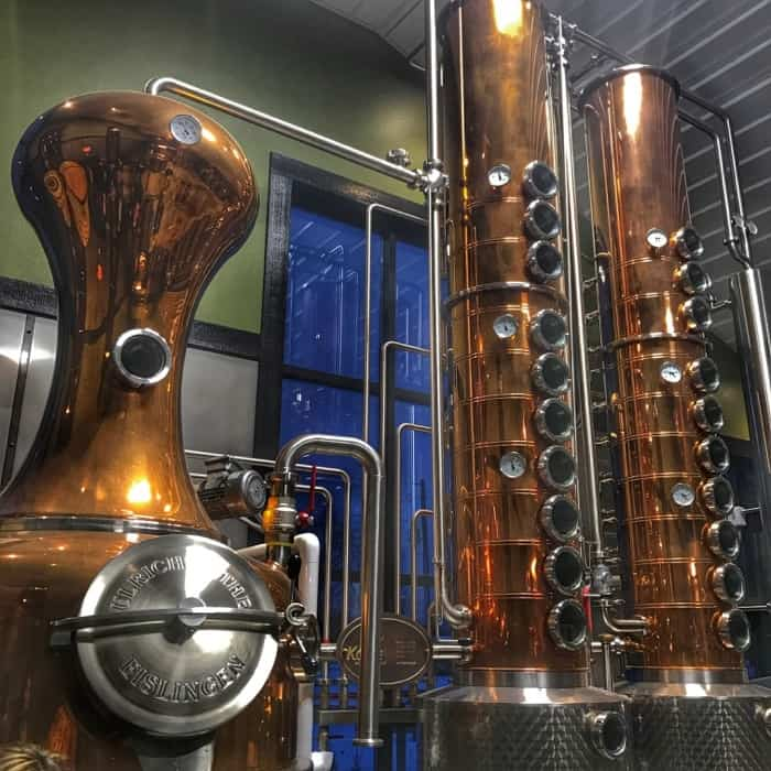 5 adventures to try at crystal mountain for Iron fish distillery