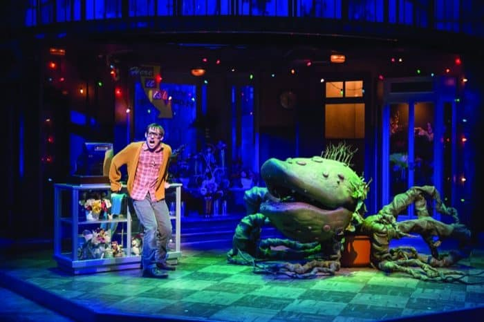 Little Shop of Horrors presented by Playhouse in the Park