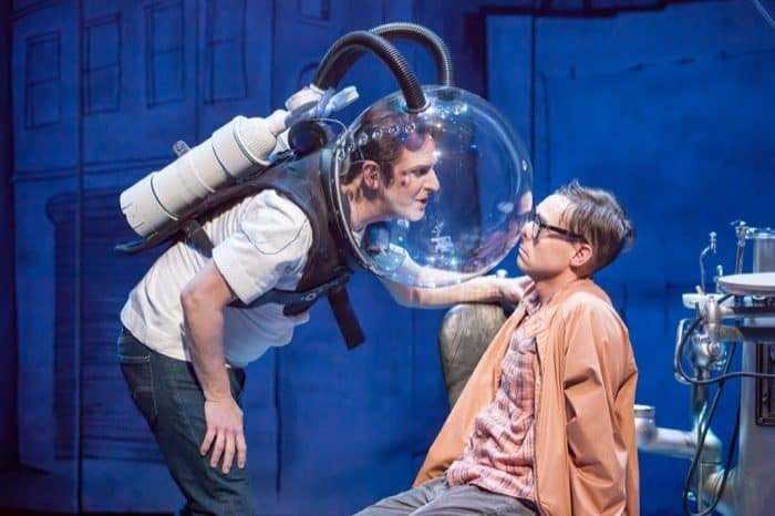 Cincinnati Playhouse in the Park presents Little Shop of Horrors