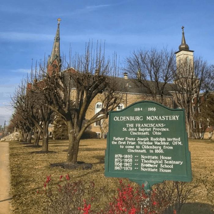Oldenburg Monastery