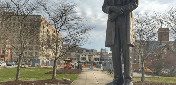 Presidential Themed Stops Around Cincinnati